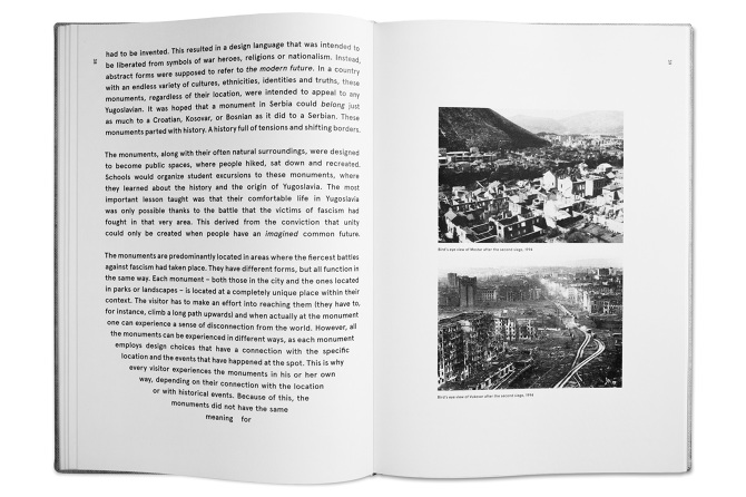 Divided city book report